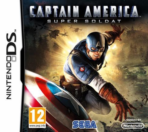 captain america le jeu