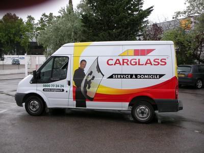 carglass domicile