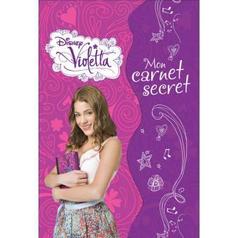 carnet secret violetta