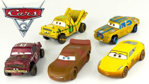 cars 3 jouet