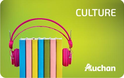 carte cadeau culture