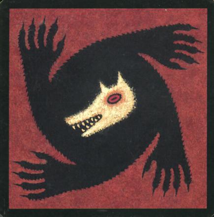 carte de loup garou