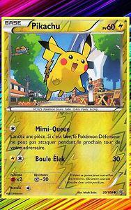 carte pokemon en francais