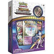 carte pokemon legende brillante