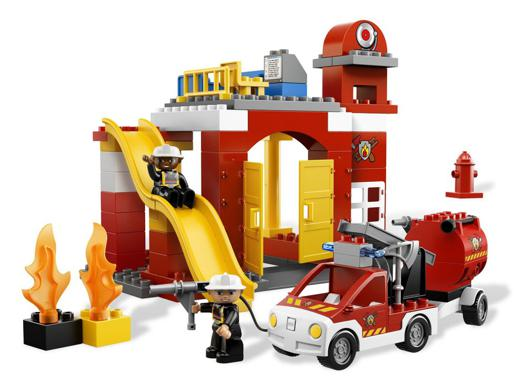 caserne des pompiers duplo
