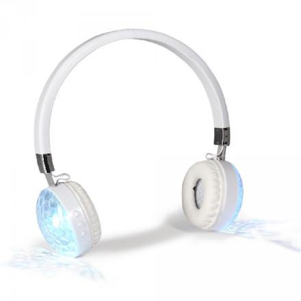 casque audio lumineux