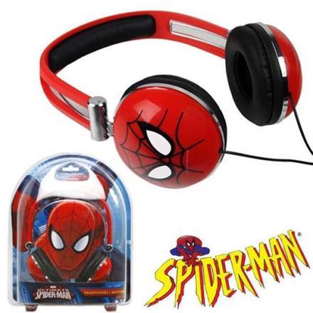 casque audio spiderman