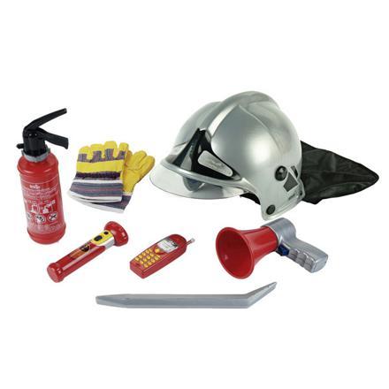 casque de pompier jouet