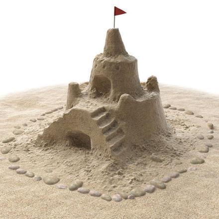 castle sand