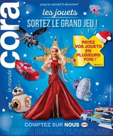 catalogue de jouet cora