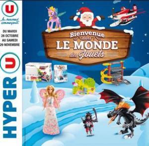 catalogue jouet hyper u