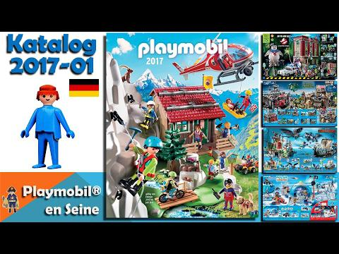catalogue playmobil 2018