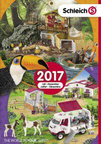 catalogue schleich 2017