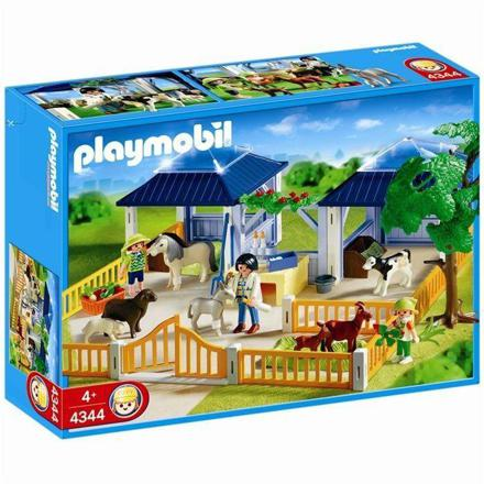 centre soin playmobil