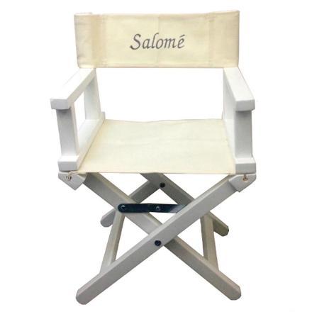 chaise bebe personnalisé