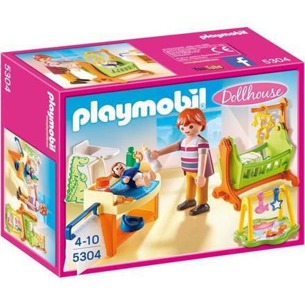 chambre de bébé playmobil