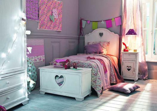 chambre de petite fille de 8 ans