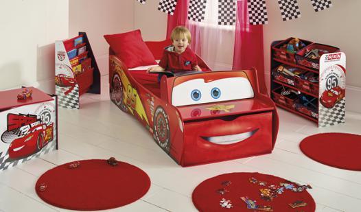 chambre enfant cars