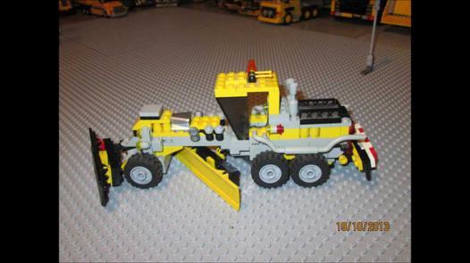 chantier lego
