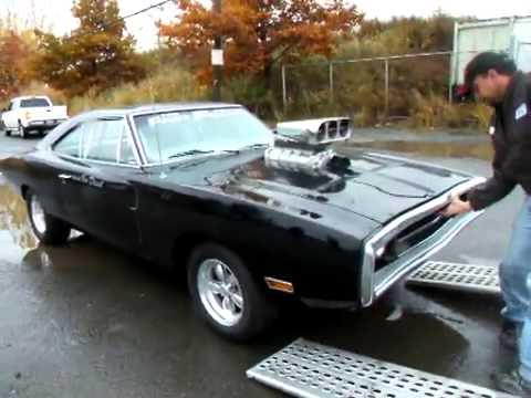 charger fast and furious 1