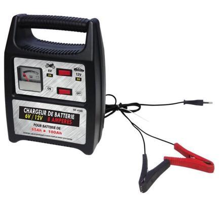 chargeur batterie 6v