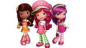 charlotte aux fraises et ses copines