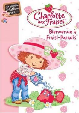charlotte aux fraises livre