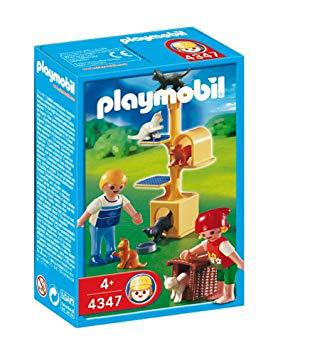 chat playmobil