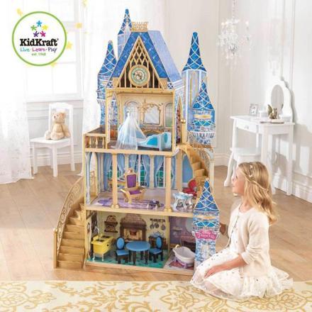 chateau cendrillon jouet