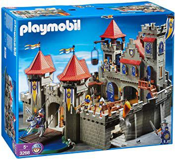 chateau chevalier playmobil