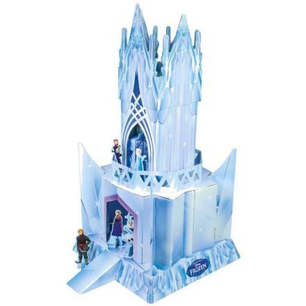 chateau de glace reine des neiges