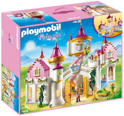 château de playmobil