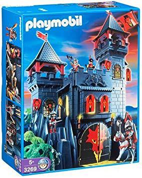 chateau du dragon playmobil