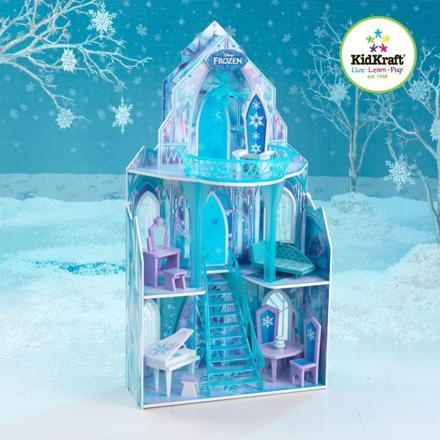 chateau la reine des neiges