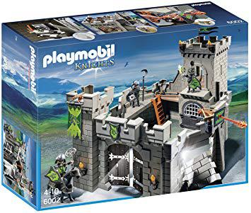 chateau playmobil chevalier