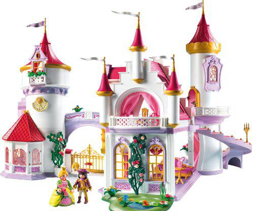 chateau playmobil princess