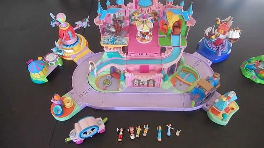chateau polly pocket