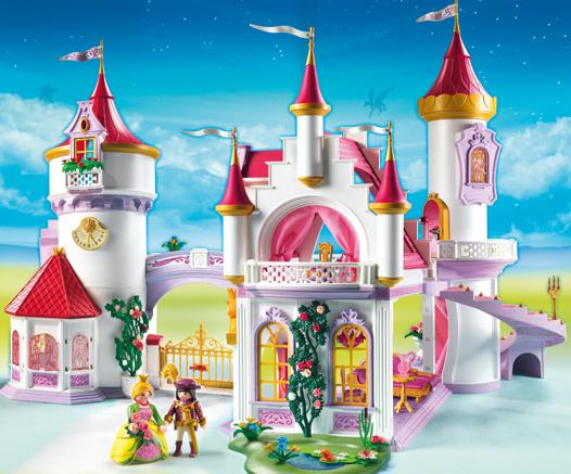 chateau princess playmobil