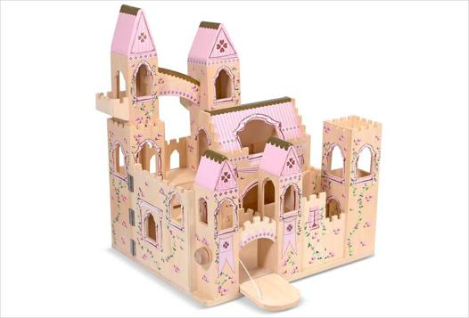 chateau princesse bois