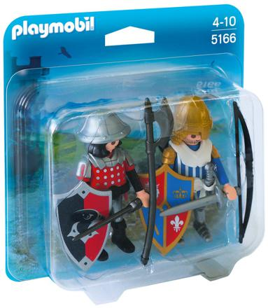 chevalier playmobil