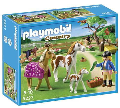 chevaux playmobil