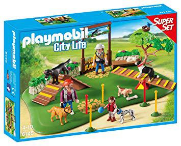 chien playmobil