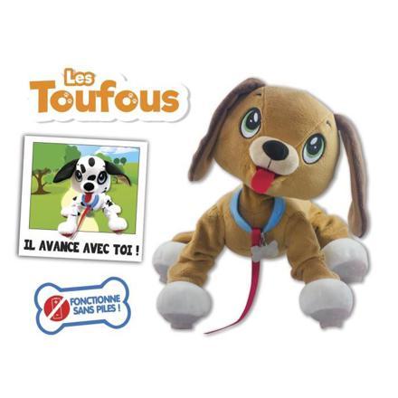 chien qui marche jouet