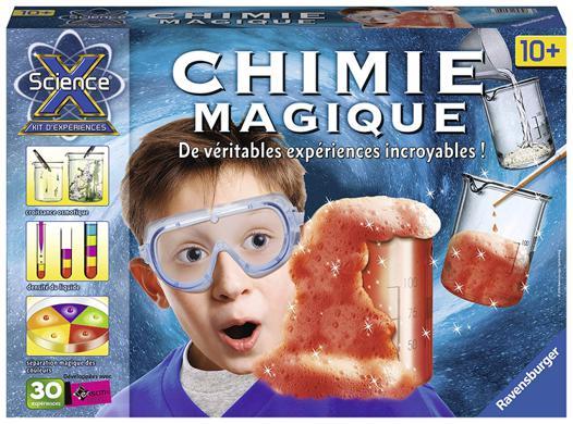 chimie magique