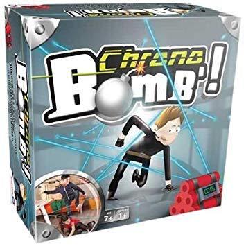 chrono bombe jeux