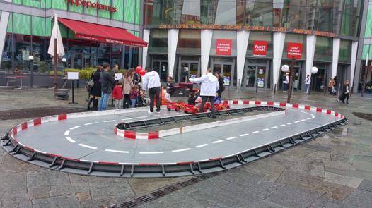circuit auto pour enfant