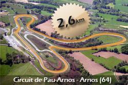 circuit automobile pau