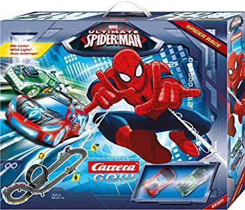 circuit carrera spiderman