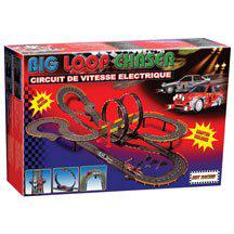 circuit electrique big loop chaser
