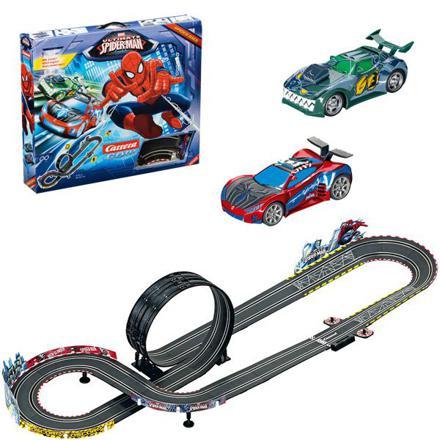 circuit spiderman carrera
